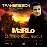 MaRLo live at Transmission – The Lost Oracle (29.10.2016) @ Prague, Czech Republic