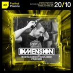 Dimension live at Luminosity meets Flashover Recordings (20.10.2016) @ Amsterdam, Netherlands