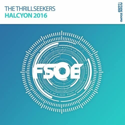 The Thrillseekers - Halcyon 2016