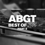 Group Therapy – Best of 2016 Part 2 (30.12.2016) with Above & Beyond
