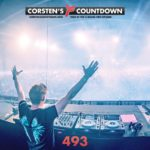 Corstens Countdown 493 (07.12.2016) with Ferry Corsten