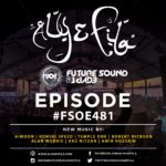 Future Sound of Egypt 481 (30.01.2017) with Aly & Fila