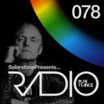 Pure Trance Radio 078 (09.03.2017) with Solarstone