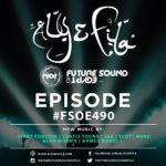 Future Sound of Egypt 490 (03.04.2017) with Aly & Fila