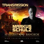 Markus Schulz live at Transmission – The Lost Oracle (10.03.2017) @ Bangkok, Thailand