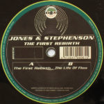Jones & Stephenson ‎– The First Rebirth