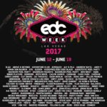 Electric Daisy Carnival Las Vegas (16. – 18.06.2017) @ Las Vegas, USA