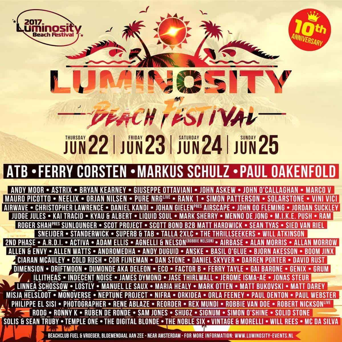 Luminosity beach festival 2017 22 25062017 bloemendaal luminosity beach festival 2017 22 25062017 bloemendaal netherlands malvernweather Image collections