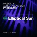 Maglev & Adrian Alexander – Propagate (Sunny Lax Remix)