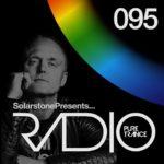 Pure Trance Radio 095 (05.07.2017) with Solarstone