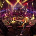 Cosmic Gate live at Electric Daisy Carnival Las Vegas (17.06.2017) @ Las Vegas, USA