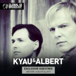 Global DJ Broadcast (24.08.2017) with Markus Schulz and Kyau & Albert
