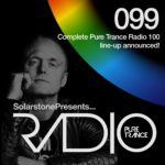 Pure Trance Radio 099 (02.08.2017) with Solarstone