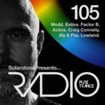 Pure Trance Radio 105 (20.09.2017) with Solarstone