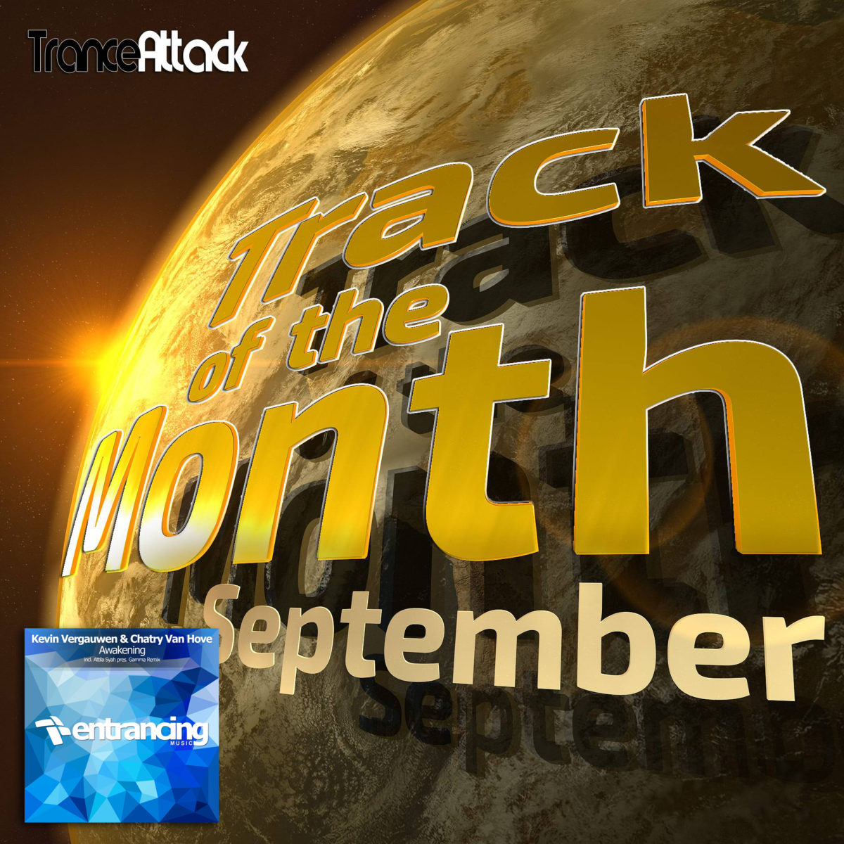 Track Of The Month September 2017: Kevin Vergauwen & Chatry Van Hove - Awakening