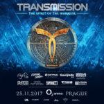 Transmission – The Spirit Of The Warrior (25.11.2017) @ Prague, Czech Republic
