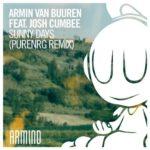 Armin van Buuren feat. Josh Cumbee – Sunny Days (PureNRG Remix)
