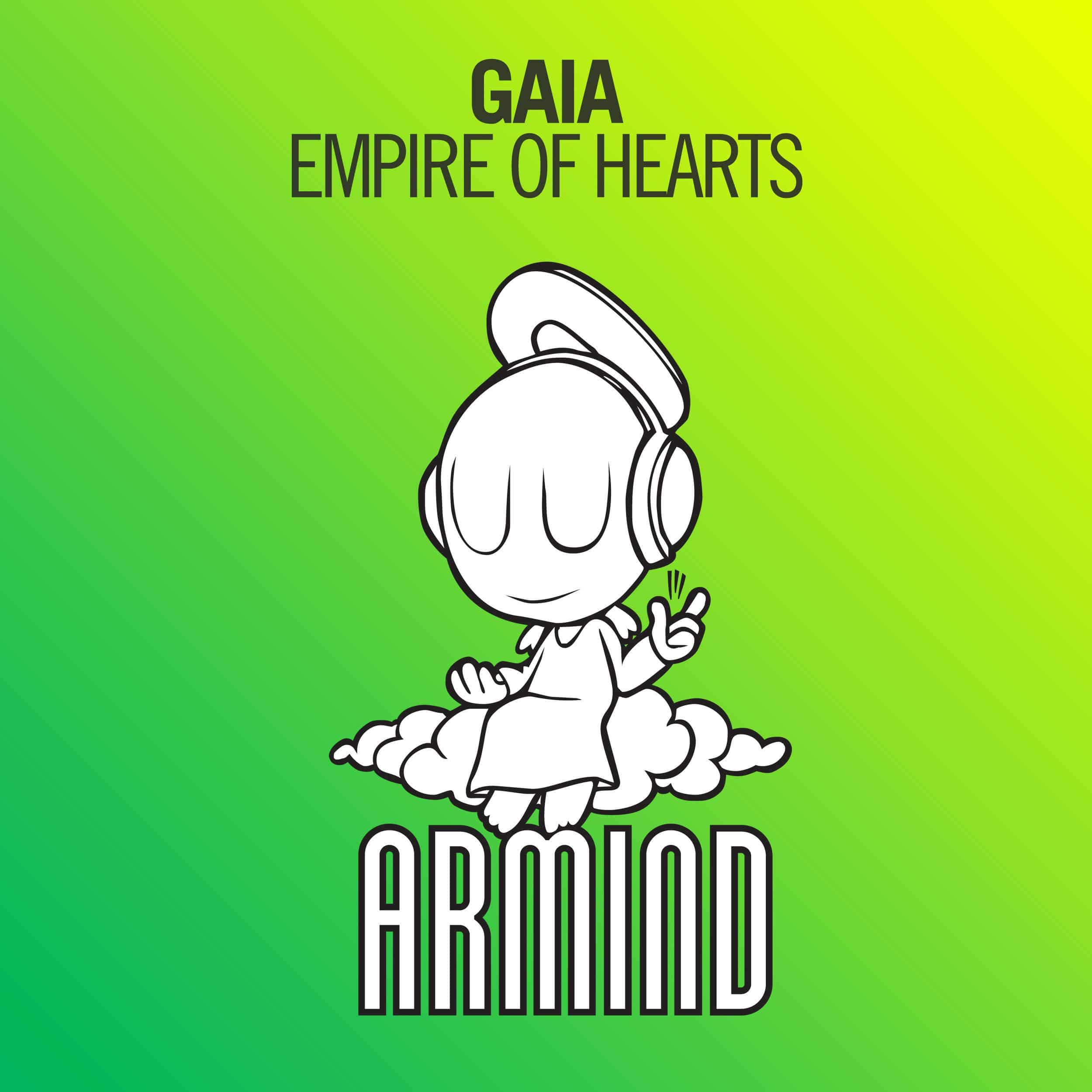 Armin van Buuren pres. Gaia – Empire Of Hearts