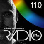 Pure Trance Radio 110 (25.10.2017) with Solarstone