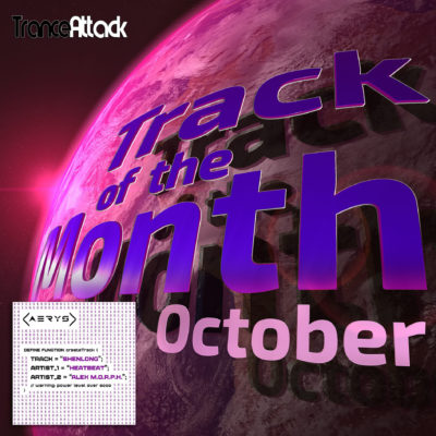 Track Of The Month October 2017: Heatbeat & Alex M.O.R.P.H. – Shenlong