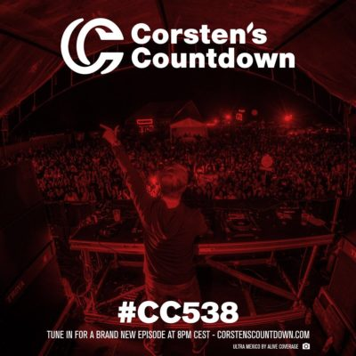 corstens countdown 538