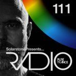 Pure Trance Radio 111 (01.11.2017) with Solarstone