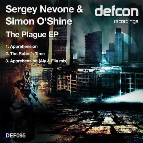 Simon O'Shine & Sergey Nevone - Apprehension (Aly & Fila Remix)