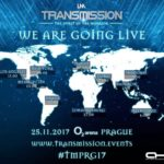 Join Transmission 2017 in Prague live via Video & Audio Stream!