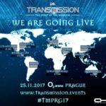 Join Transmission 2017 in Prague live via Video & Audio Stream!