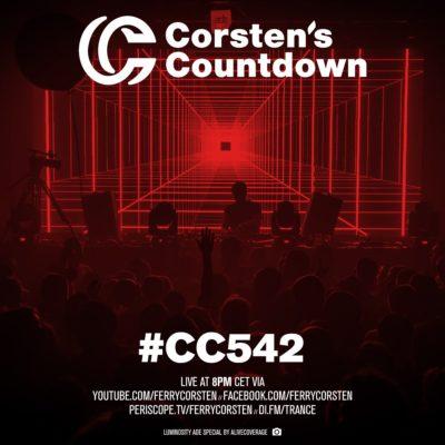 corstens countdown 542