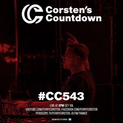 corstens countdown 543
