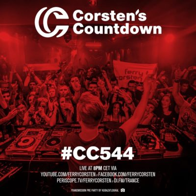corstens countdown 544
