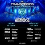 Transmission at Airbeat One 2018 (13.-14.07.2018) @ Neustadt-Glewe, Germany