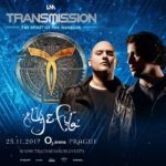 Aly & Fila live at Transmission – The Spirit Of The Warrior (25.11.2017) @ Prague, Czech Republic