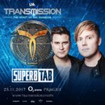 Super8 & Tab live at Transmission – The Spirit Of The Warrior (25.11.2017) @ Prague, Czech Republic