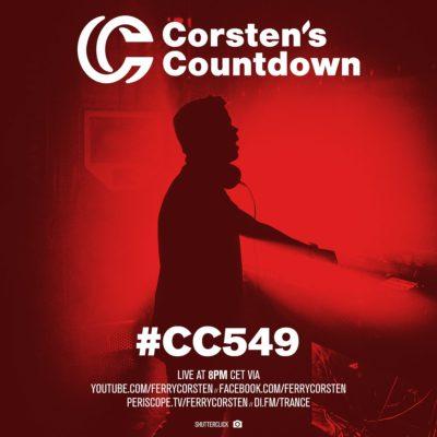 corstens countdown 549