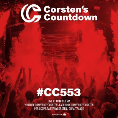 corstens countdown 553