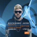 Ben Nicky live at A State of Trance 850 (17.02.2018) @ Utrecht, Netherlands
