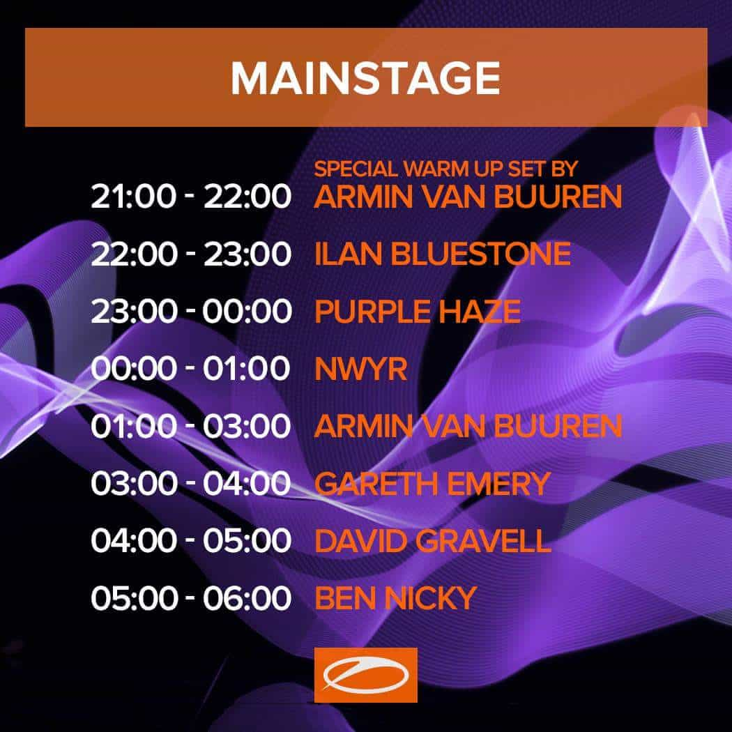 Main Stage A State Of Trance 850