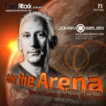 Enter The Arena 073: G:Core! & Johan Gielen