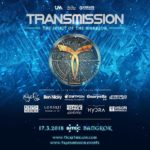 Transmission – The Spirit Of The Warrior (17.03.2018) @ Bangkok, Thailand