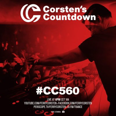 corstens countdown 560