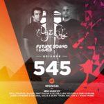 Future Sound of Egypt 545 (25.04.2018) with Aly & Fila
