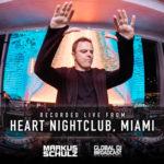 Global DJ Broadcast: World Tour – Miami (05.04.2018) with Markus Schulz