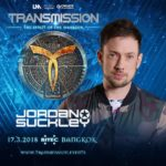 Jordan Suckley live at Transmission – The Spirit Of The Warrior (17.03.2018) @ Bangkok, Thailand