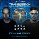 Key4050 live at Transmission – The Spirit Of The Warrior (17.03.2018) @ Bangkok, Thailand