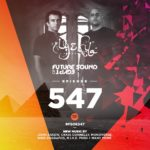 Future Sound of Egypt 547 (09.05.2018) with Aly & Fila