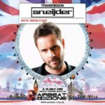 Sneijder live at Transmission at Airbeat One 2018 (14.07.2018) @ Neustadt-Glewe, Germany