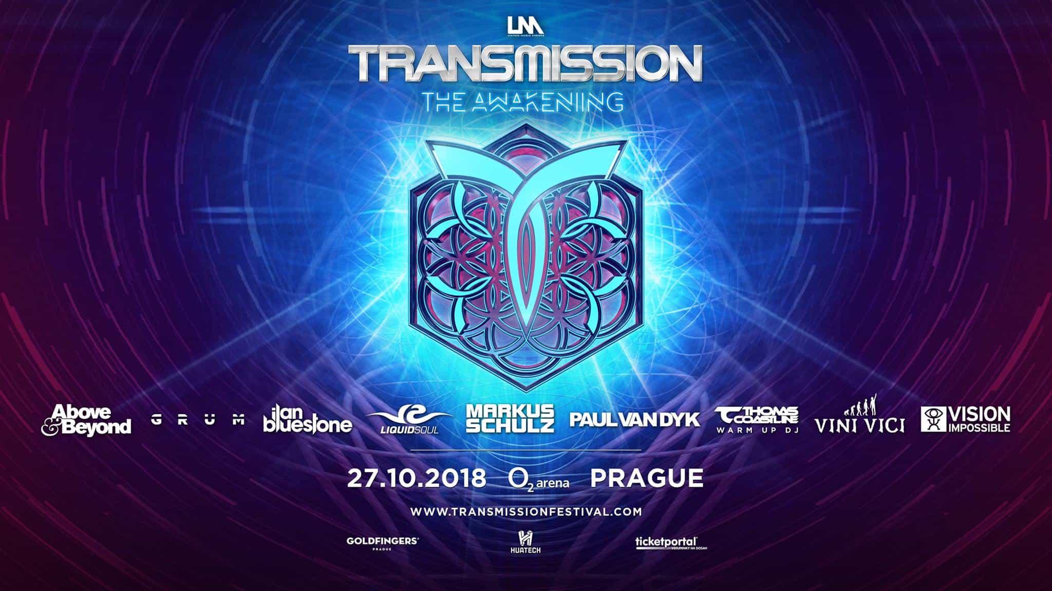 Transmission 2018 - The Awakening