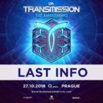Transmission Prague 2018 – The Awakening – Last Info!